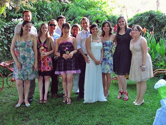 Vestidos para matrimonio campestre dia