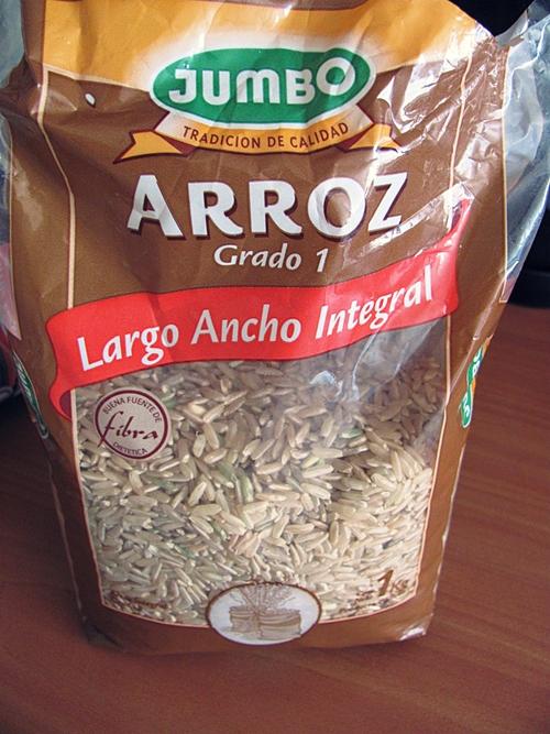 En la cocina arroz integral el blog de moyra for Cocinar 2 tazas de arroz