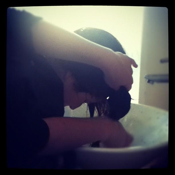 ¡A lavar!