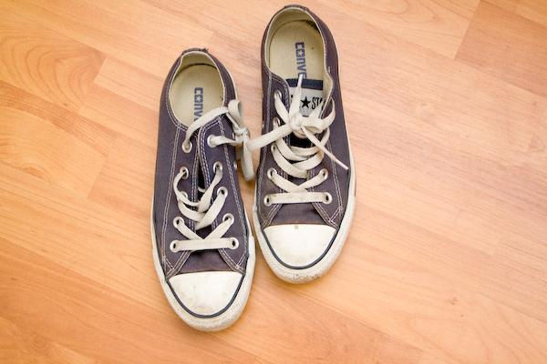 De la vida: Zapatos (mis pocas prioridades y rectificando