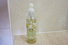 Camomile silky cleansing oil de The BodyShop