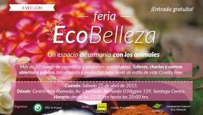 Difusión: Feria EcoBelleza