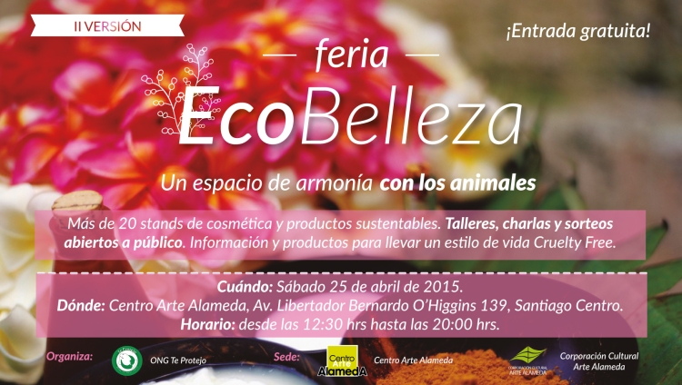 Feria EcoBelleza2