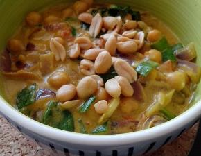 En la cocina: Curry rápido deverduras