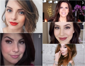 Mis 10 beauty youtubers favoritas