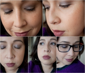 Face of the day: Berries & Mauve
