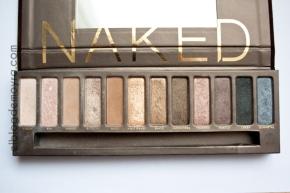 """Paleta de sombras """"Naked"""" de UrbanDecay"""