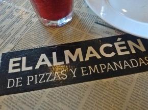 Si vienes a Temuco: El Almacén de pizzas yempanadas