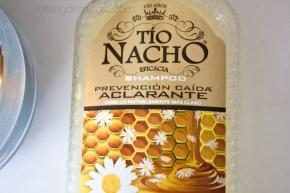 Shampoo anti caída y aclarante de TíoNacho