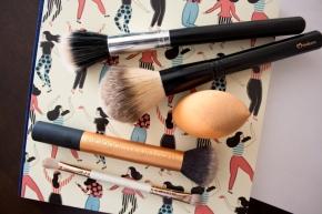 Mis 5 brochas de maquillajefavoritas