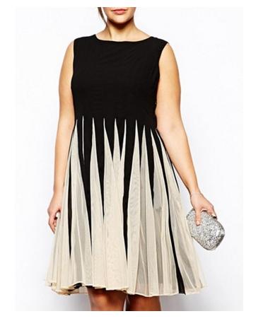 Me encantan este tipo de vestidos *-*