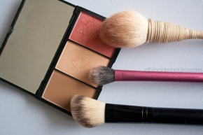 "Paleta contouring & blush en ""Light"" de Sleek"