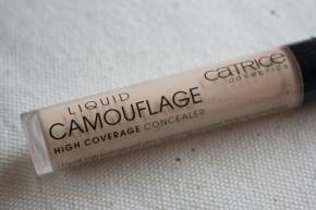 """Corrector de ojeras """"Liquid Camouflage"""" deCatrice"""