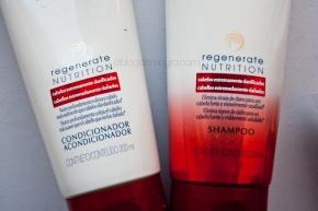 Línea de cuidado del cabello: Dove RegenerateNutrition*