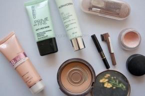 Los 10 productos de maquillaje que quiero terminar este 2016: Parte II(actualización)