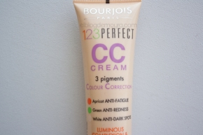123 Perfect CC cream de Bourjois