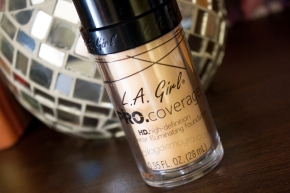 Pro.Coverage HD long wear illuminating foundation – L.A Girl