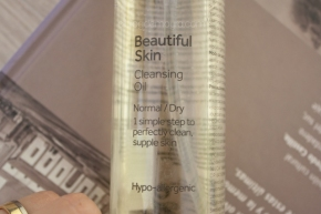 "Cleansing oil ""Beautiful skin"" de N°7"