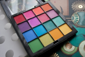 NYX Ultimate Shadow Palette: Brights