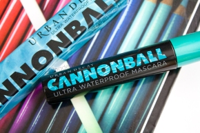 """Cannonball"" ultra waterproof mascara de UrbanDecay*"