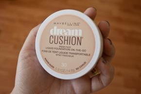 Dream Cushion de Maybelline*