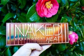 """Naked Heat"" de UrbanDecay"