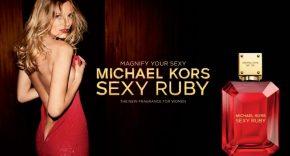 """Difusión: Lanzamiento en Londres """"Sexy Ruby"""", el nuevo perfume de MichaelKors"""