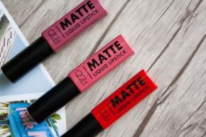 Matte liquid lipstick –Petrizzio*