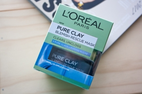 Pure Clay Blemish Rescue Mask de L'Oreal*