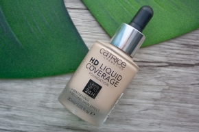 HD Liquid Coverage Foundation – Catrice