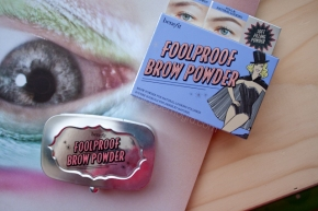Foolproof brow powder – Benefit Cosmetics*