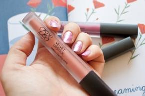 Velvet Lipsticks – DBSCosmetics*